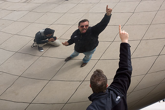 Chicago, Cloud Gate