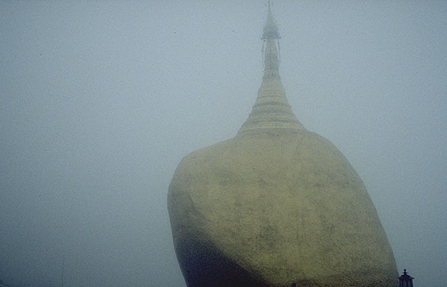 Kyaiktiyo, Golden Rock Pagoda