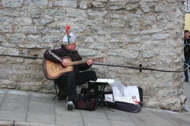 Tallinn, Streetmusic