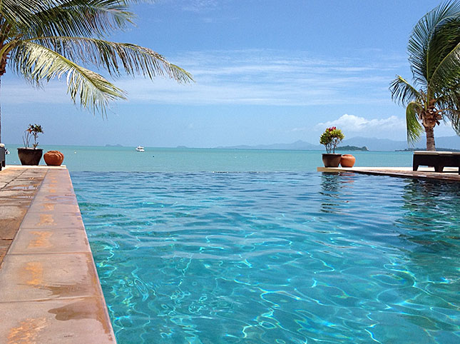 Koh Samui, Holiday time