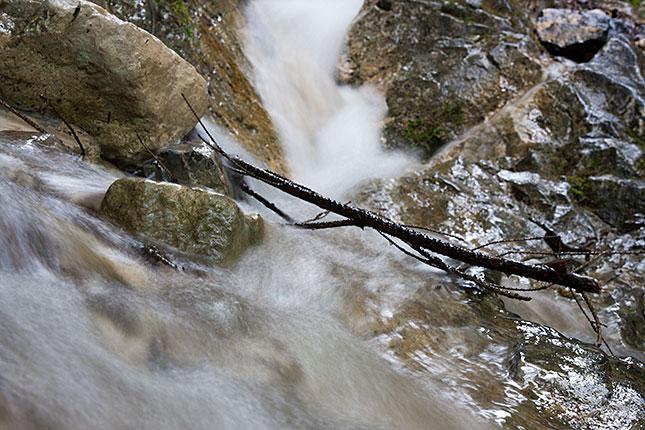 Slovensky Raj waters