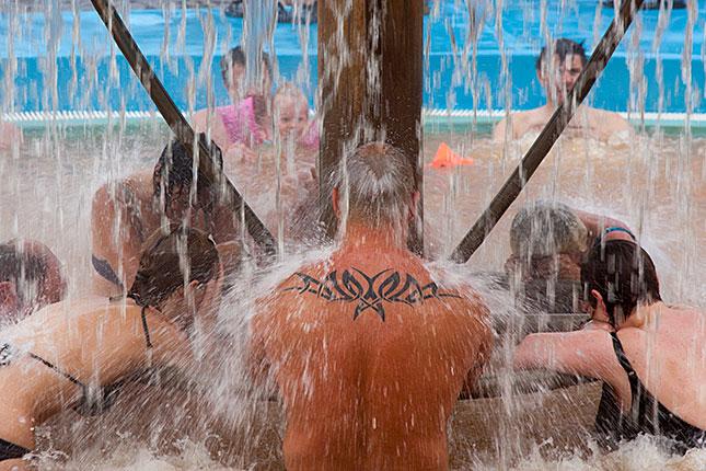Ruzomberok, Thermal Pools