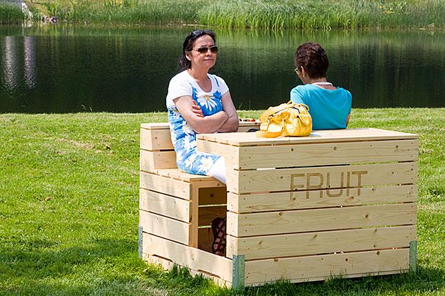 Floriade, Fruits