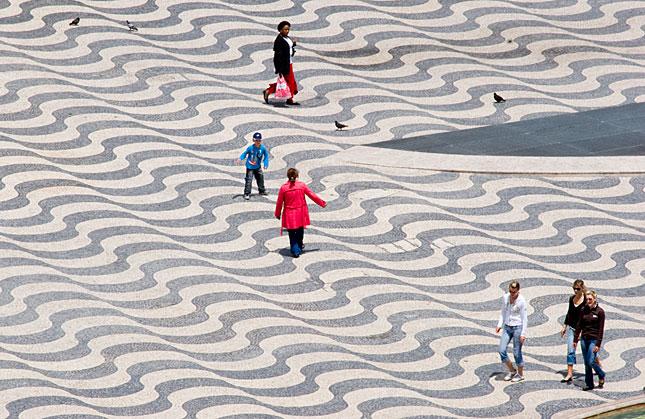 Lisbon, Mosaics