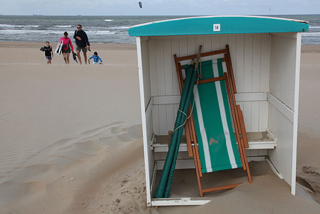 Katwijk, North Sea Beach