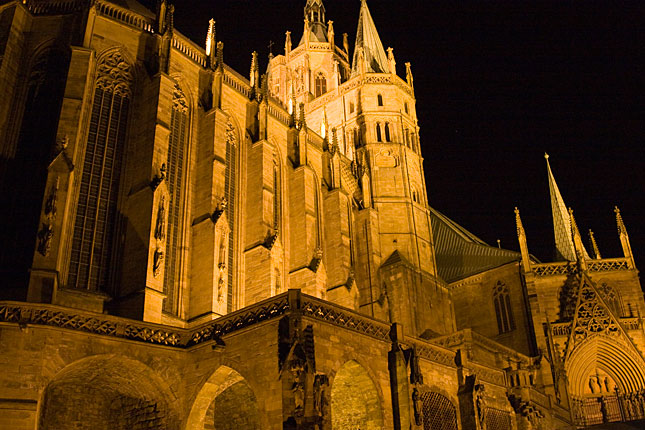 Erfurt, Cathedral