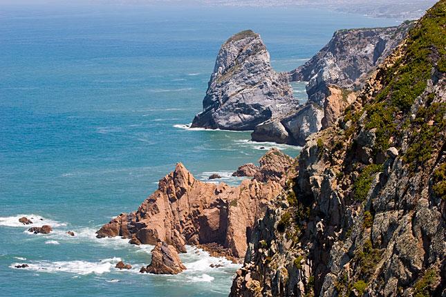 Cabo de Roca, Westend