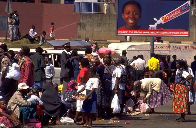 Mbabane, Streetscene