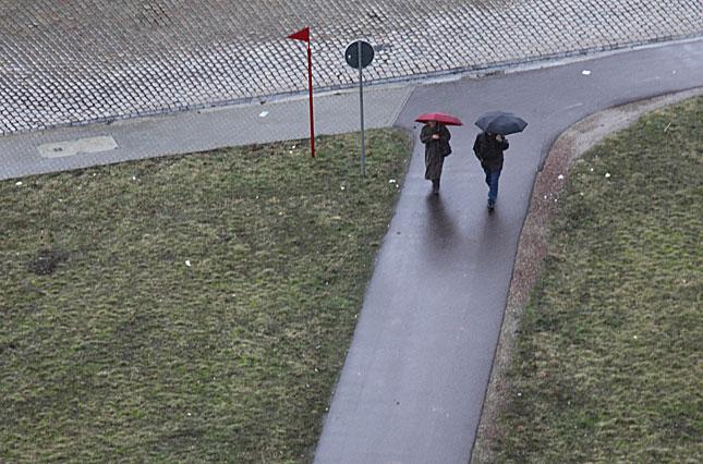 Dessau, Umbrellas
