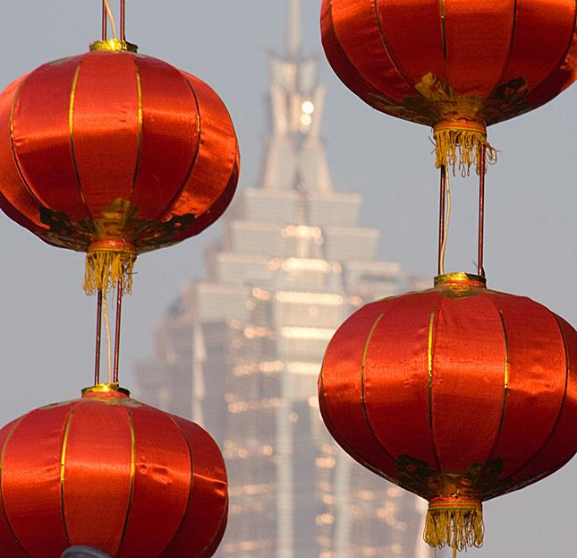 Shanghai, Jin Mao