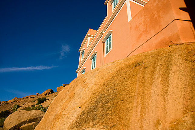 Tafraoute, House on the rocks