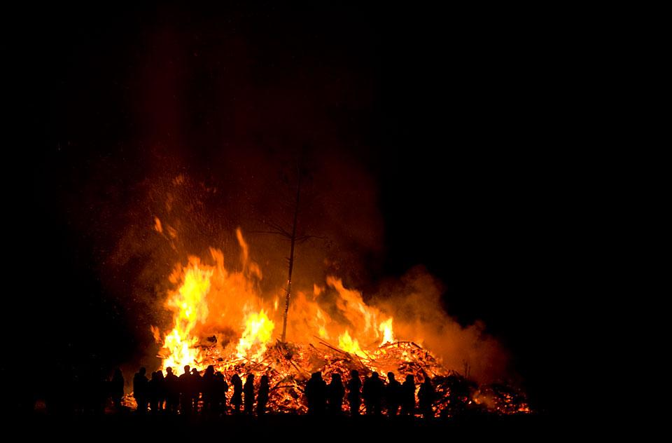 Achterhoek, Easter Fire