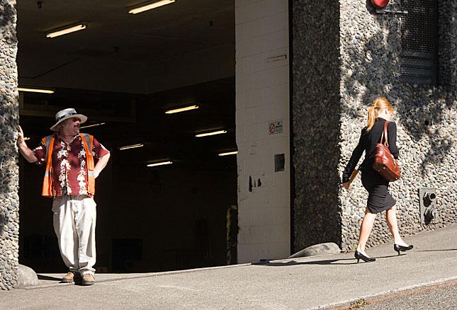 Seattle, Streetscene