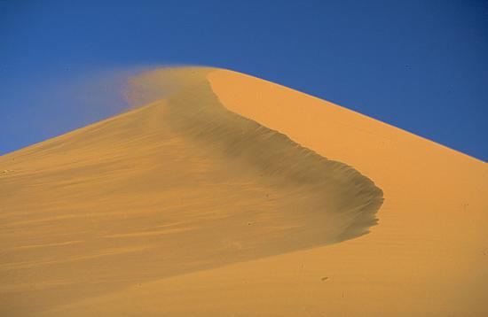 Sossusvlei, Singing Sand
