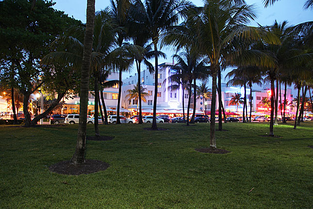 Miami Beach, Ocean Drive