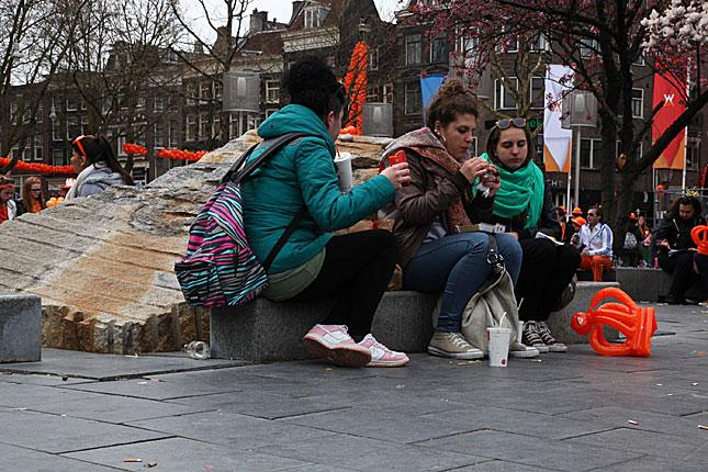 Queen's Day 2013 - Rembrandtplein