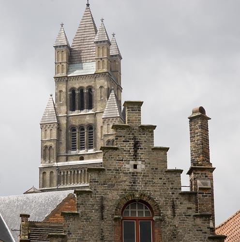 Brugge, St. Salvators