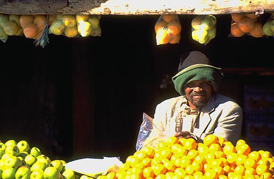 Khayelitsha Oranges