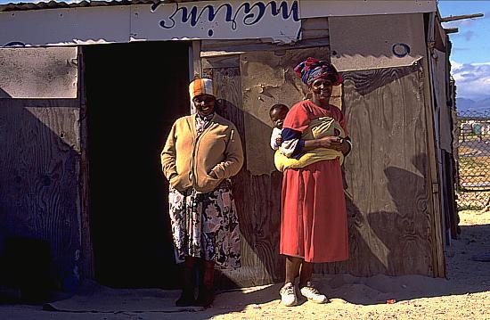 Khayelitsha women