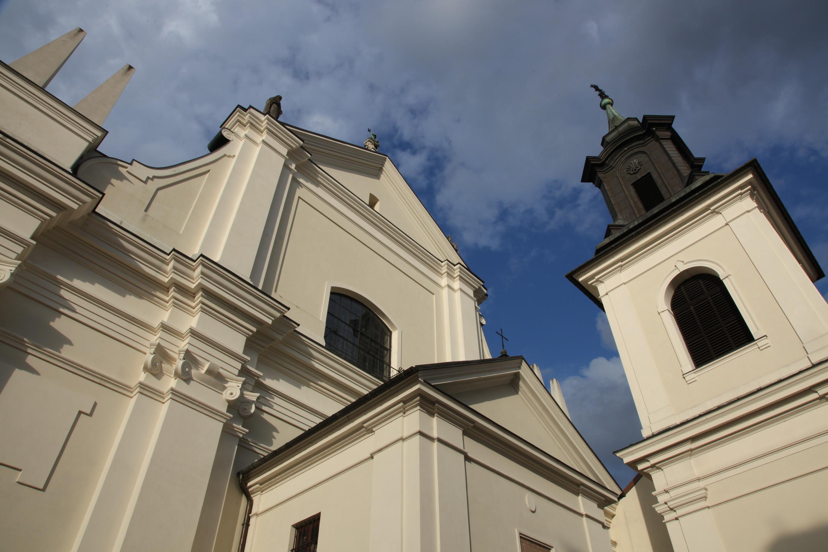Warsaw, Freta Street