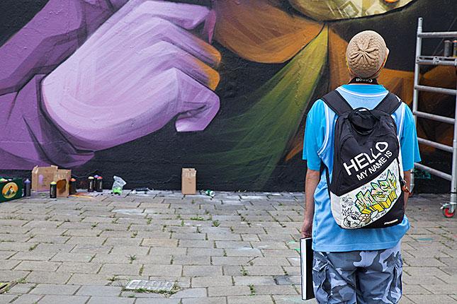 Eindhoven, Graffiti Event 3