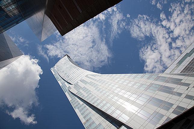 Warsaw, Warsaw Towers