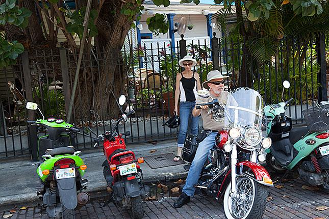 Key West, Biking