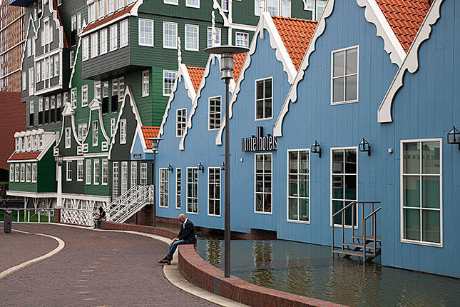 Zaandam, Downtown