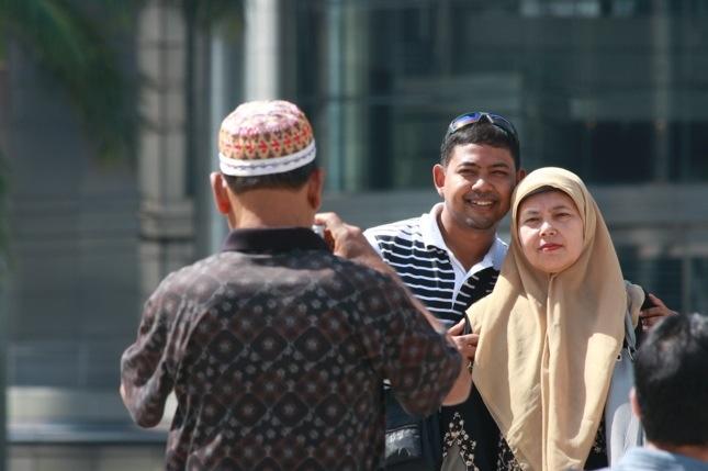 Kuala Lumpur, Petronas Picture Spot