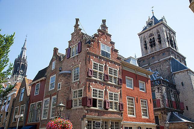 Delft, Voldersgracht