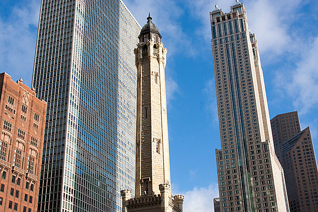 Chicago, Watertower