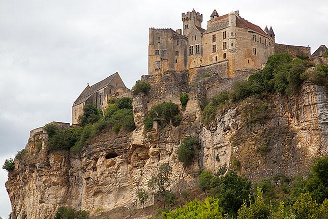 Beynac, Castle