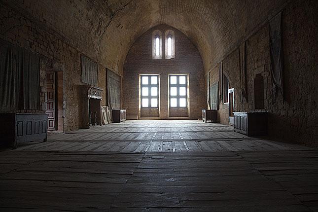 Beynac, Hall