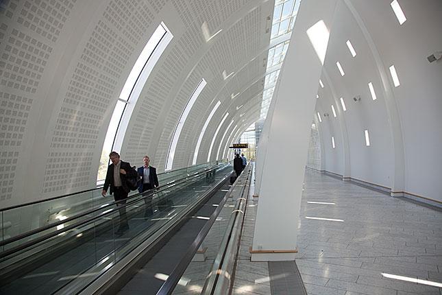 Copenhagen, Kastrup Airport