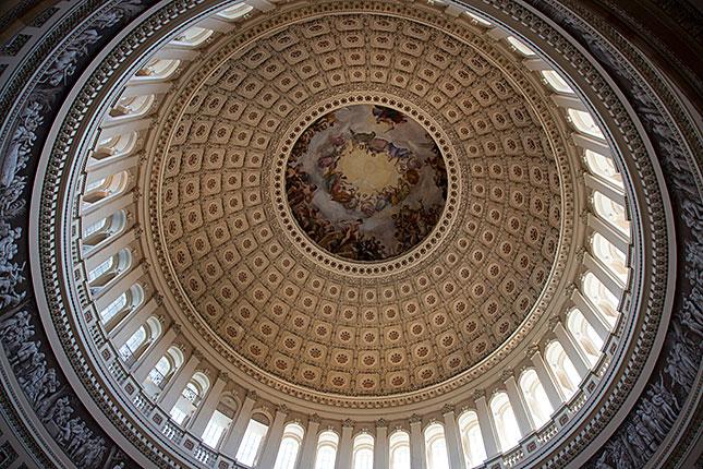 Washington DC, US Capitol