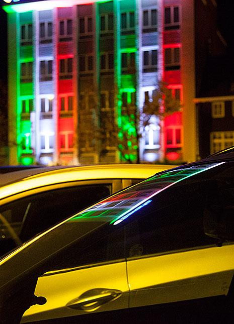 Eindhoven, Willemstraat @ Glow