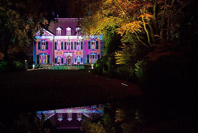 Eindhoven, Glow Villa de Laak