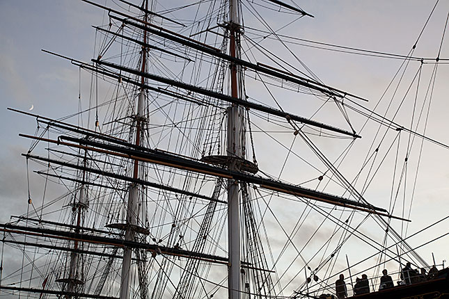 Greenwich, Cutty Sark