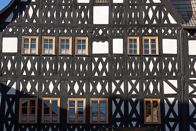 Weimar, Timbered House