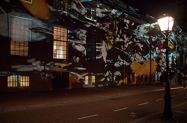 Amsterdam, Amstelkade
