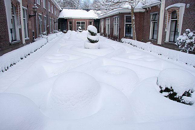 Leeuwarden, St. Elisabeth Gasthuis