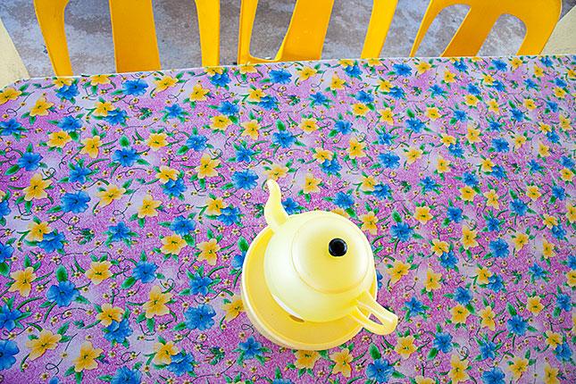 Tasik Banding, Tea