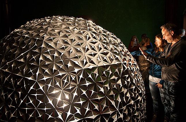 Amsterdam, Lotus Dome