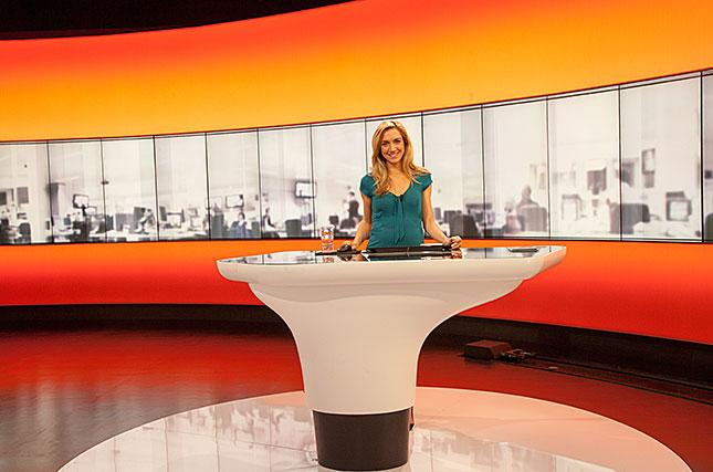 Brussels, VRT 6 o'clock news