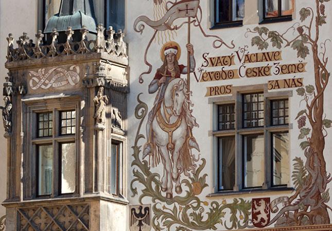 Prague, Staromestske Namesti