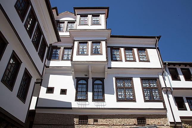 Ohrid, Robevski House