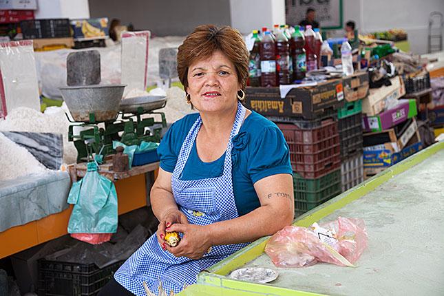 Körca, Market 2