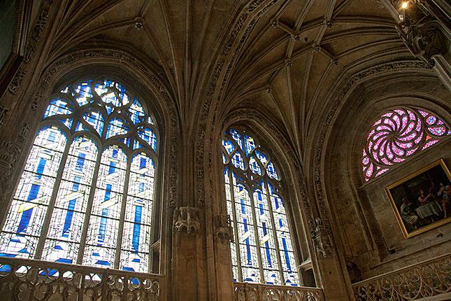 Lyon, Cathedral Saint Jean Baptiste