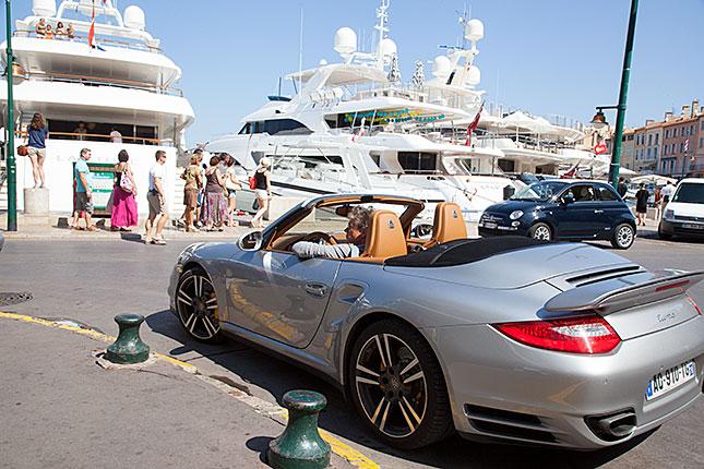 Saint Tropez, Yacht Harbour 2