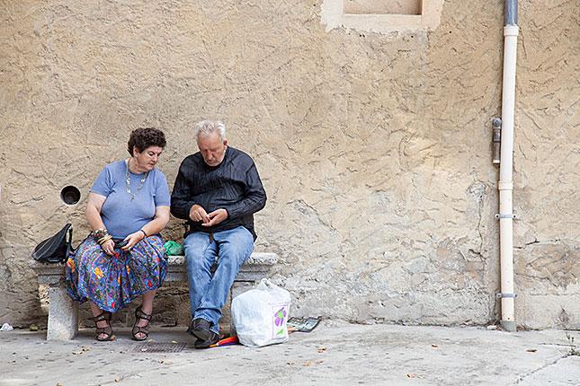 Uzès, Street Scene